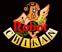 Robot-Chicken-Logo-Design